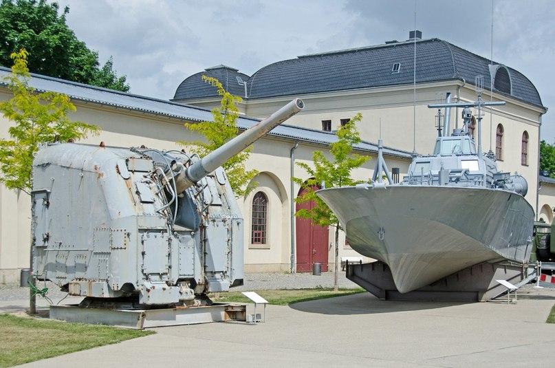 Военно-исторический музей вооружённых сил Германии, изображение №35
