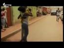 Angolan People Dancing Semba Kizomba