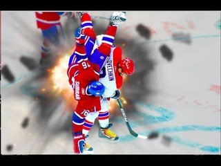 NHL Biggest Hits Ever seen - This is My World