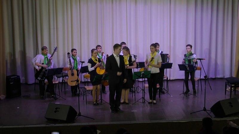 Отчетный концерт Чулковской ДШИ