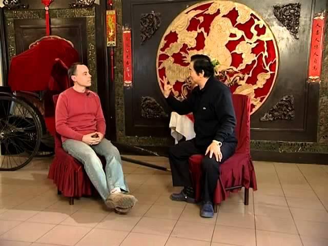 Мантэк Чиа в передаче Созвездие Лотоса Apr 2010