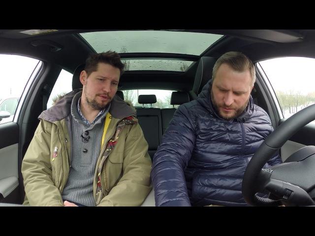 Что круче Kia Sportage VS Volkswagen Tiguan Выбор есть