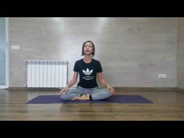 Йога-лайфхаки с Аленой Евсюковой. Как быстро отдохнуть после долгой ходьбы