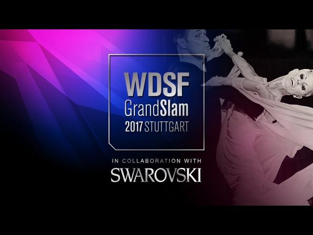 Fainsil - Posmetnaya, GER | 2017 GS STD Stuttgart | R3 W | DanceSport Total