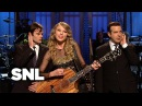 Taylor Swift Monologue Song SNL