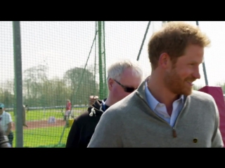 Prince harry on the invictus games competitors bbc one