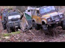 Trailer trailing with the RC4WD Gelande 2s Scale Town RC CWR