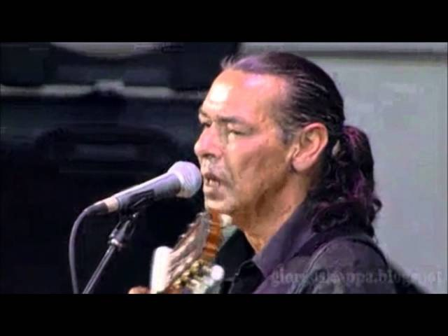 Canut Reyes Amigo Live at Kenwood House in London 2004
