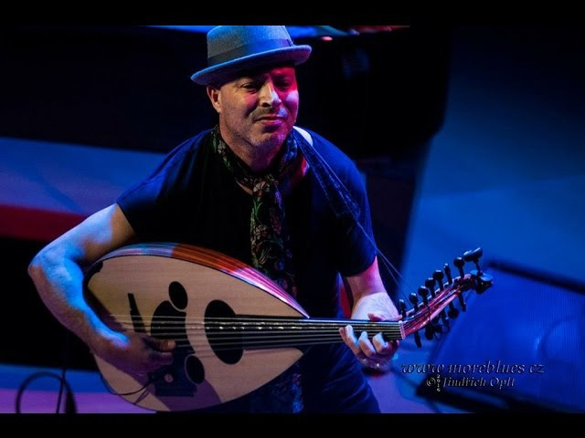 Dhafer Youssef Dance Of The Invisible Dervishes Festival International de Carthage