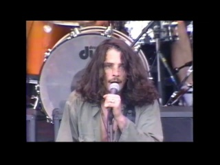 Soundgarden (live concert) - July 22nd, 1992, Lollapalooza, Bremerton, WA (JEMS Archive)