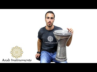 What a Gorgeous Belly Dance Doumbek. The Best Arabic Darbuka Sound.