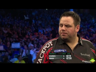 Adrian Lewis vs James Wade (Coral UK Open 2017 / Round 3)