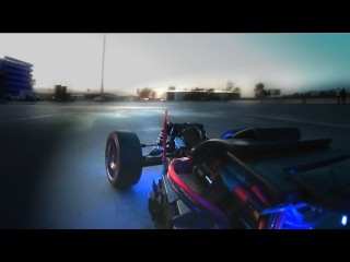 RC Drift movie Traxxas XO-1 with 2S
