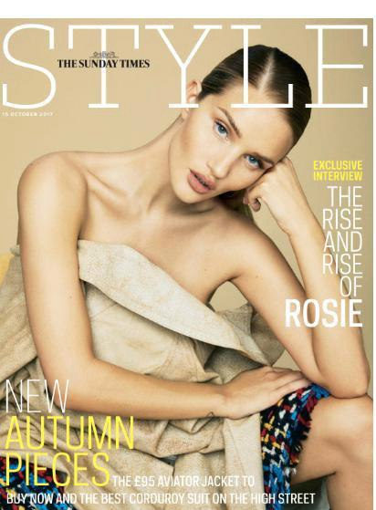The Sunday Times Style 15 October 2017