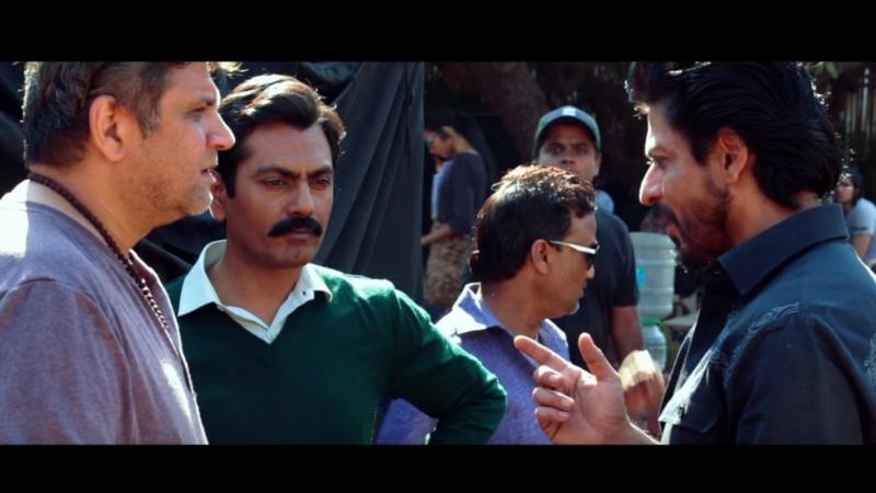 Raees ¦ Making Of The Character Majmudar ¦ Nawazuddin Siddiqui Shah Rukh Khan