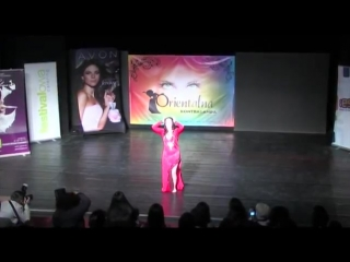 Tahira (Poland) - NEW! tango oriental, Gala of the Stars, Orientalna Kontrabanda 2888
