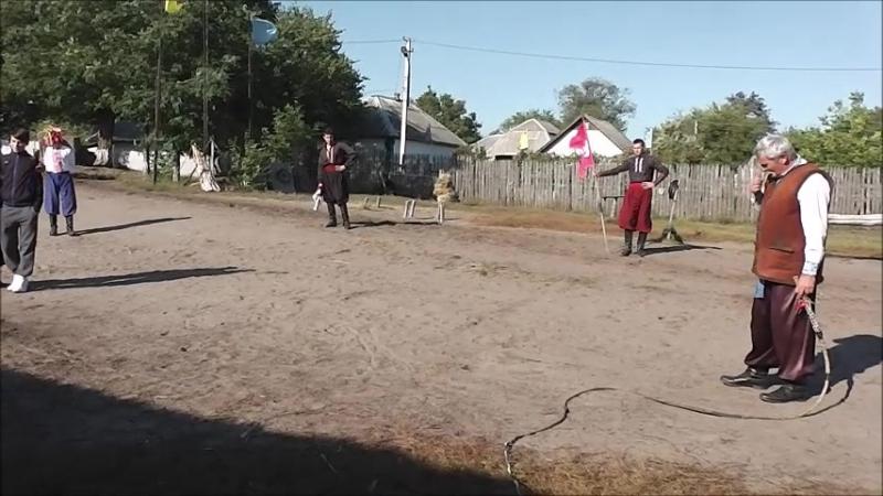 Етно-хутір «Козацька Січ». козака Ламзи