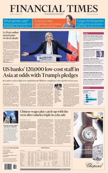 Financial Times USA 27 February 2017 FreeMags