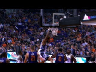 Willie Cauley-Stein with the Monster Jam in Phoenix