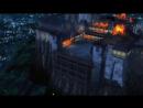 Драконий хаос Война красного дракона Red Dragon War Chaos Dragon Sekiryuu Seneki 12 серия Субтитры