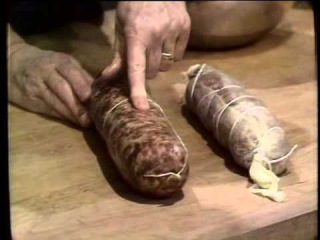 Julia Child The French Chef- To Stuff a Sausage