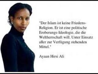 """Islam muß ja den Westen besiegen, damit Moslems den Auftrag Ihres Gottes erfüllen"""" Hamed Abdel-Samad"""