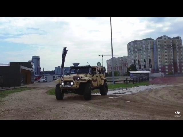 Территория Jeep анонс следующего видео