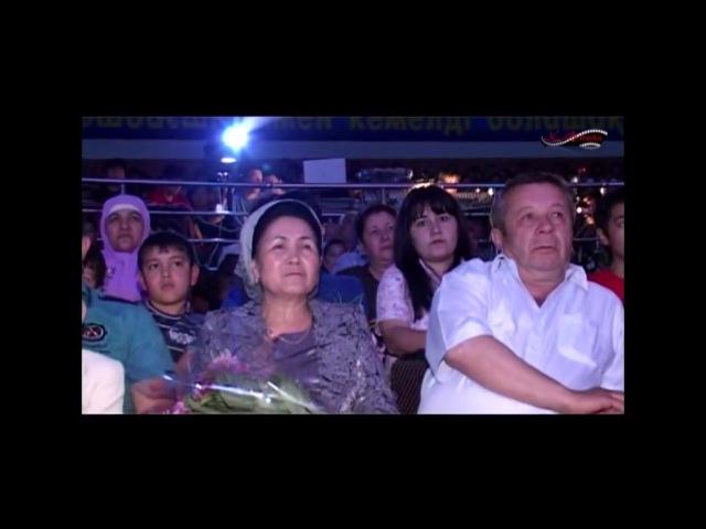 O'rinboy Tairov Bir umr yoningdaman nomli konsert dasturi 2011