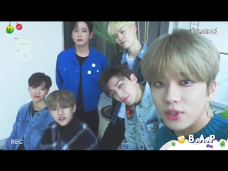 [VIDEO MESSAGE] 171224  поздравляют зрителей MBC «Music Core» с предстоящими новогодними праздниками