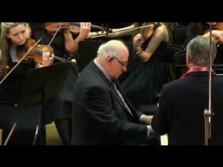 ВАДИМ БИБЕРГАН - Ария (для фортепиано с оркестром)
