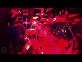 DEUS MORTEM@The Higher Sun-Stormblast-Live in Poland 2017 (Drum Cam)