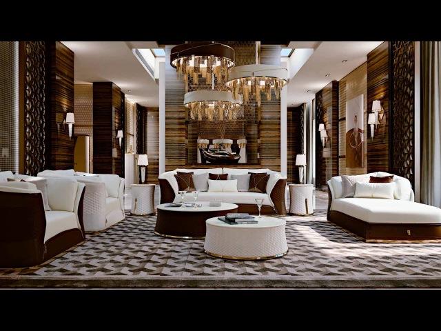 TURRI Vogue Diamond collection Luxury italian design furniture