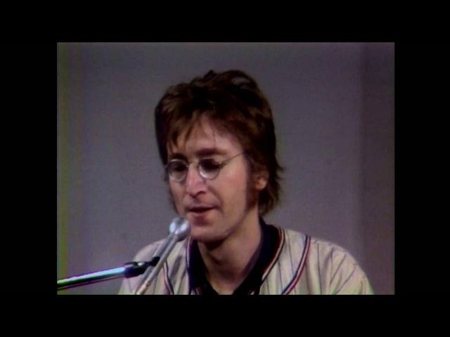 John Lennon Imagine live 1972 TV