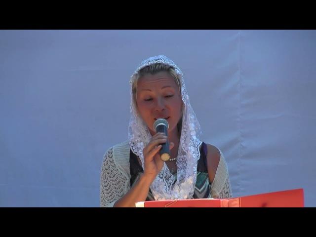Концерт на престольный праздник в с.Кобаки 2 часть (02.07.17)