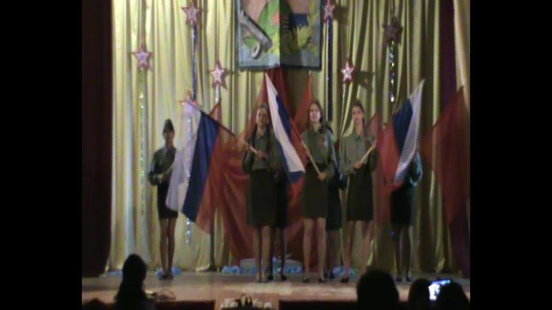 Танец на 9 мая Руководитель Пантилеева М Ю