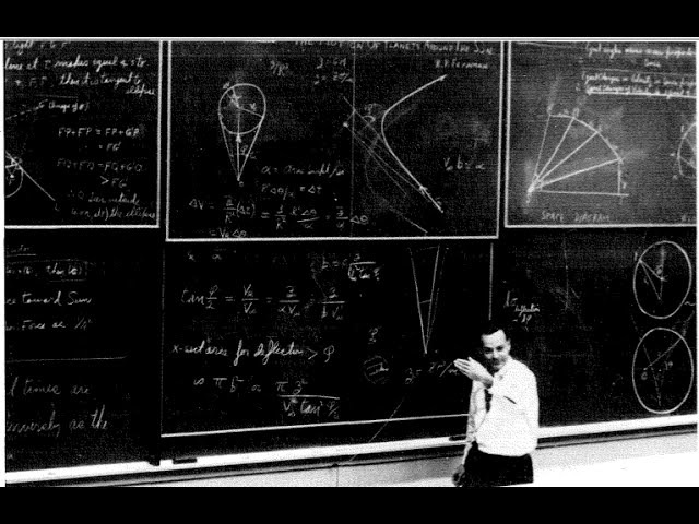 Richard Feynman's Lost Lecture - Complete