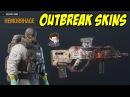 Rainbow Six Siege Chimera Menu Legendary Outbreak Skins Decontamination Lion Finka full loadout R6