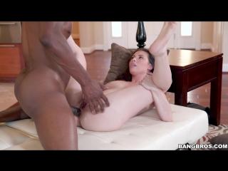 Casey calvert - casey gets creampied after big dick fucks her ass