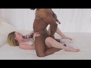 Julio gomez destroys angel smalls - [interracial, big dick, blowjob, deepthroat]