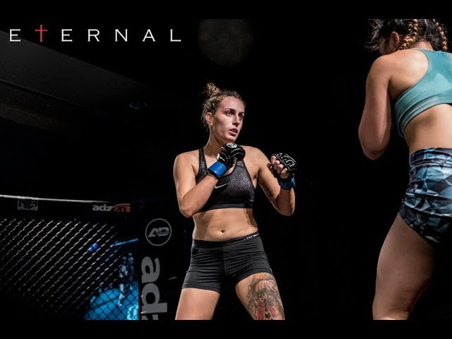 ETERNAL MMA 29 - CASEY ONEILL VS TINA TRINH - WMMA FIGHT VIDEO