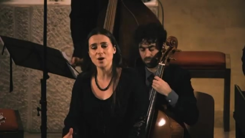 Gabriele Leone - Cantate. Gustoso - Artemandoline Nuria Rial