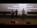 Российская премьера фильма TOM OF FINLAND встреча с актерами Pekka Strang Taisto Oksanen КЦ Великан Парк СПб