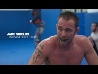 Jake Shields Training With Danaher Death Squad