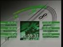 (staroetv) Заставка и часы (NTV-International, 15.09.2001)