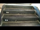 Винтовая лестница лазерная резка