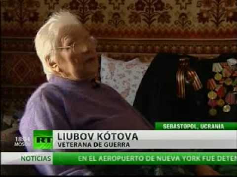 Asedio de Sebastopol tragedia de la Gran Guerra Patria