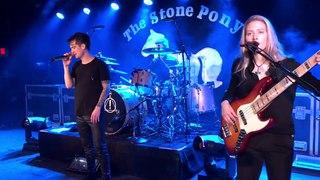 Panic At The Disco Brendon Urie Girls / Girls / Boys NJ Stone Pony