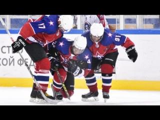 НХЛ. Финал VII Всероссийского Фестиваля по хоккею. Запад России  Флагман 9 мая