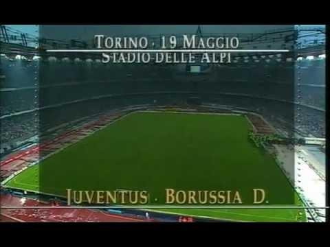 Juventus Borussia Dortmund 3 0 19 05 1993 Ritorno Finale Coppa Uefa Ampia Sintesi