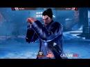 KNEE NO MERCY   Kazuya (KNEE) vs Gigas (Xaba) Tekken 7 World Tour
